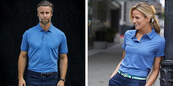 Mens and Ladies Advantage Polo
