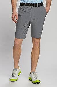 Man wearing Cutter and Buck Men's Big and Tall Windsor Active Short