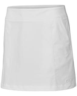 Cutter Buck Ladies Response Skort in White