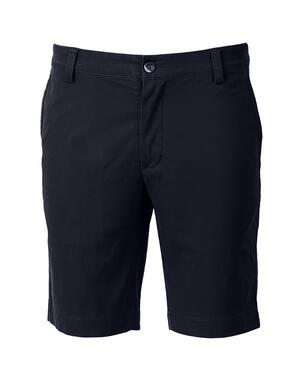 Cutter and Buck Big and Tall Voyager Chino Shorts in Liberty Navy