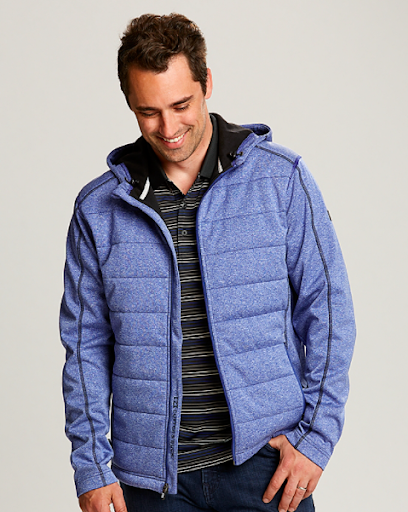 Men's Altitude Quilted Jacket