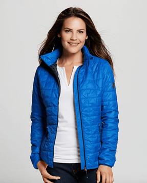 Cutter & Buck Ladies' Rainier Jacket in Royal Blue