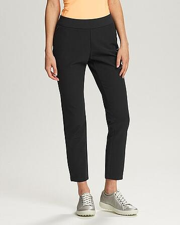 Cutter and Buck Annika Competitor Pull On Pant in Black.