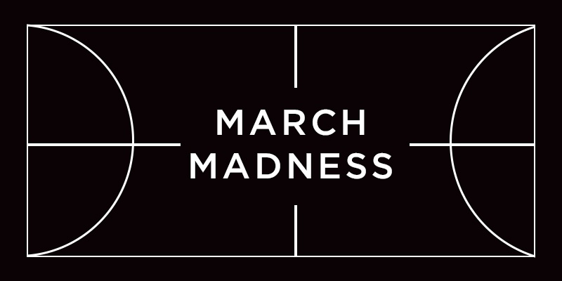 March Madness: Show Team Spirit On or Off the Bracket
