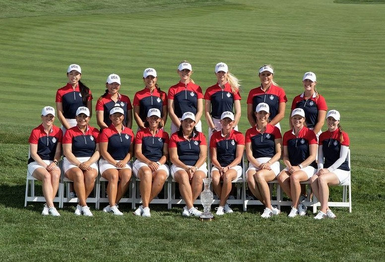 Cutter & Buck at the Solheim Cup